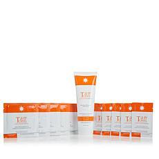 TanTowel® 10pc Self-Tanning Kit w/On The Glow - Classic
