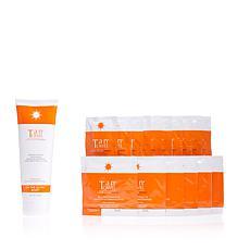 TanTowel® 18-piece Plus Kit with On The Glow Daily Body Moisturizer