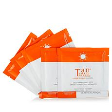 TanTowel® Full-Body Classic Towelettes - 5-pack