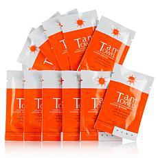 TanTowel® Half Body PLUS Towelettes - 12-pk - AutoShip
