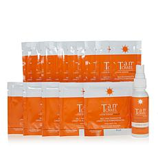 TanTowel® Plus 15-piece Kit with Express Tan Mist