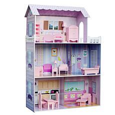 "Teamson Kids Olivia's Little World 12"" Dreamland Tiffany Dollhouse"