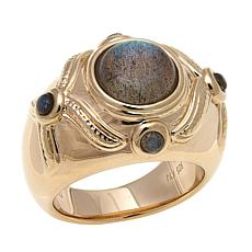 Technibond® Labradorite Ring