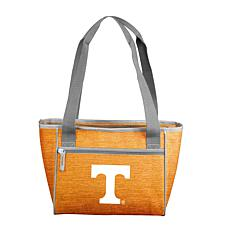 Tennessee Crosshatch 16-Can Cooler Tote