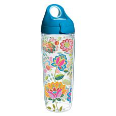 Tervis Boho Floral Chic 24 oz. Water Bottle with Lid