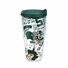Tervis NCAA All-Over 24 oz. Tumbler with Lid - Michigan