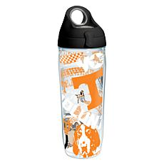 Tervis NCAA All-Over 24 oz. Water Bottle with Lid - Ten