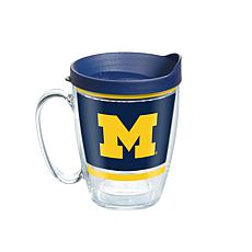 Tervis NCAA Legend 16 oz. Mug with Lid - Michigan Wolve