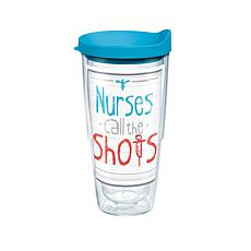 Tervis Nurses Call The Shots 24 oz. Tumbler