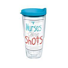 Tervis Nurses Call The Shots 24 oz. Tumbler with Lid