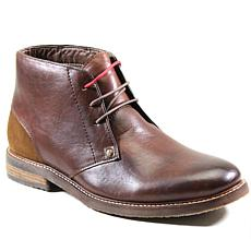 Testosterone Shoes Air Alert Men's Leather Lace-Up Boot