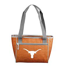 Texas Crosshatch 16-Can Cooler Tote