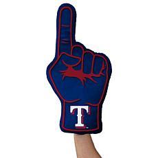 Texas Rangers Plushlete Fan Finger Pillow