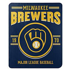 The Northwest Company Officially Licensed MLB Brewers Southpaw Throw