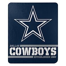 The Northwest Company Officially Licensed NFL Cowboys Split Wide Throw