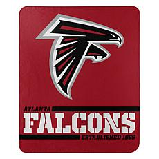 The Northwest Company Officially Licensed NFL Falcons Split Wide Throw