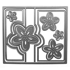 The Stamps of Life Flower Flip-It Die Set