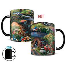 TK Disney Alice in Wonderland Heat-Changing Morphing Mug