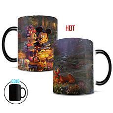 TK Disney Mickey and Minnie Campfire Heat-Sensitive Morphing Mug