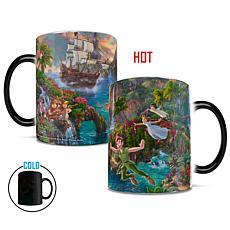 TK Disney Peter Pan Neverland Heat-Sensitive Morphing Mug