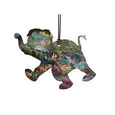 TK Disney Shaped Acrylic Hanging Print - The Jungle Book
