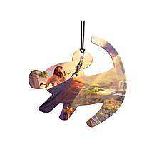 TK Disney Shaped Acrylic Hanging Print - The Lion King