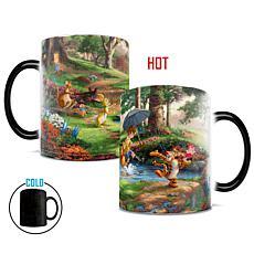 TK Disney Winnie the Pooh Heat-Activated Morphing Mugs Drinkware