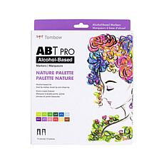 Tombow ABT PRO Set Art Markers 12-pack - Nature