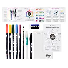 Tombow Watercolor Set and Self-Paced Online Workshop