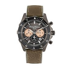 Tommy Bahama Men's Atlantis Diver Chronograph Watch - Gunmetal
