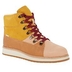 TOMS Mesa Leather Waterproof Hiker Boot