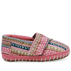 TOMS Tiny Crib Alpargata Slip-On