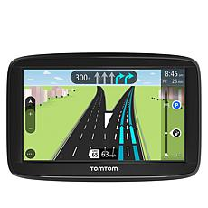 "TomTom VIA 1625M 6"" Touchscreen GPS with Good Sam Roadside Assistance"