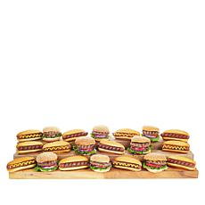 Tony Little Body By Bison 8-count 4 oz. Burgers & 12-count 2 oz. Dogs