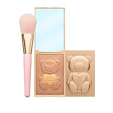 Too Faced Bare it All Bronzer with Powder Brush