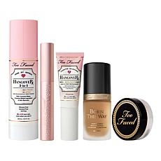 Too Faced Prime, Set and Perfect Honey Fresh Face in 5 Set