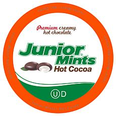 Tootsie Roll Junior Mints Hot Chocolate Pods 40-count