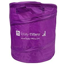 Totally-Tiffany Pop-up Waste Can