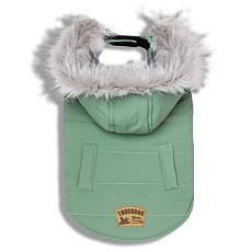 Touchdog Eskimo-Swag Duck-Down Parka Dog Coat