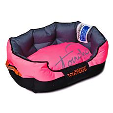 Touchdog Performance-Max Sporty Comfort Cushioned Dog Bed - Medium
