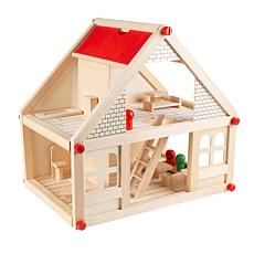 Toy Time Dollhouse for Kids