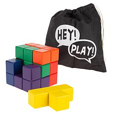 Toy Time Geometric Puzzle Cube