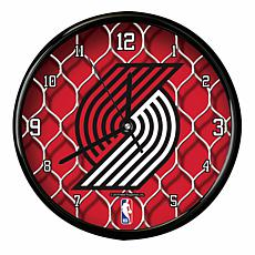 Trailblazers Net Clock