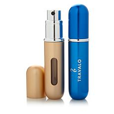 Travalo Refillable Fragrance Atomizer 2-pack