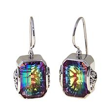 Traveler's Journey 8.68ctw Starlight Quartz Earrings