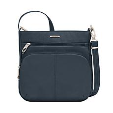 Travelon Classic Anti-Theft North/South Crossbody Bag
