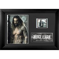 Trend Setters Aquaman Justice League 7x5 Framed FilmCells Presentation