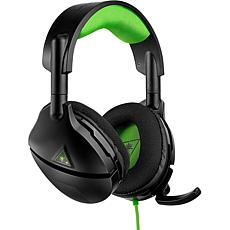 Turtle Beach Stealth 300 Black/Green Amplified Gaming Headset
