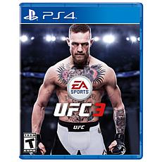 UFC 3 EA Sports - PS4