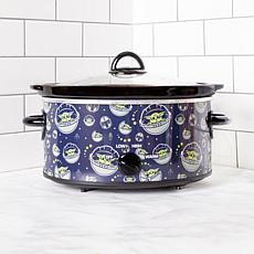 Uncanny Brands The Mandalorian 5-quart Slow Cooker